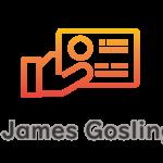 James Goslingの読み方