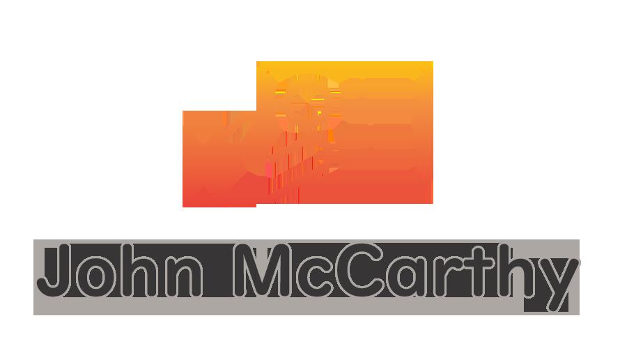 John McCarthyの読み方