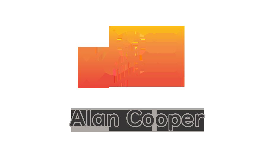 Alan Cooperの読み方