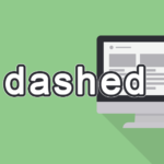 dashedの読み方