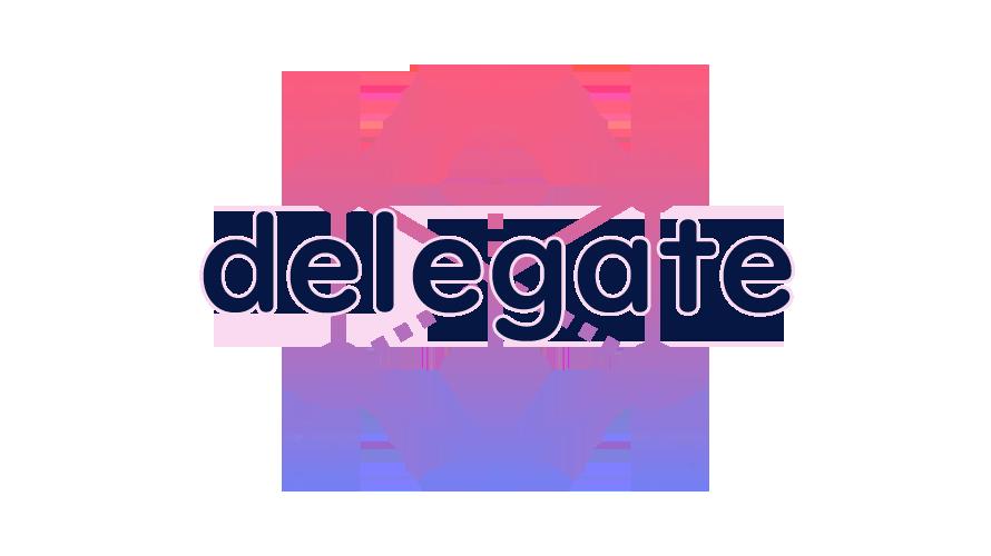 delegateの読み方