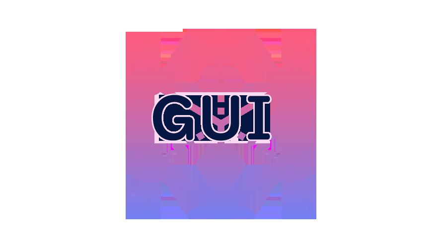 GUIの読み方