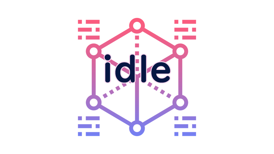 idleの読み方