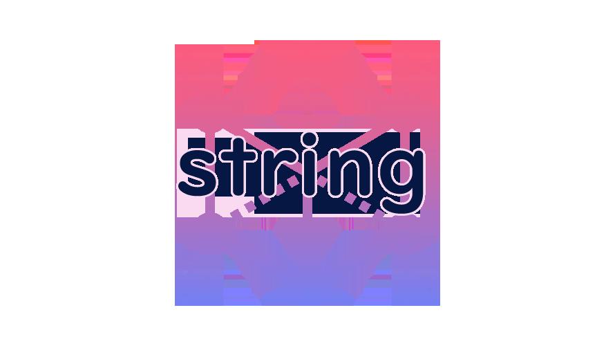 stringの読み方