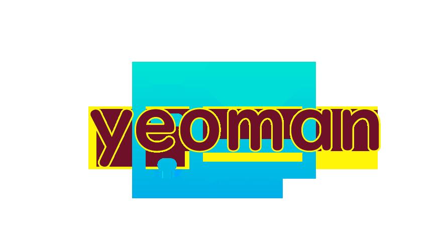 Yeomanの読み方