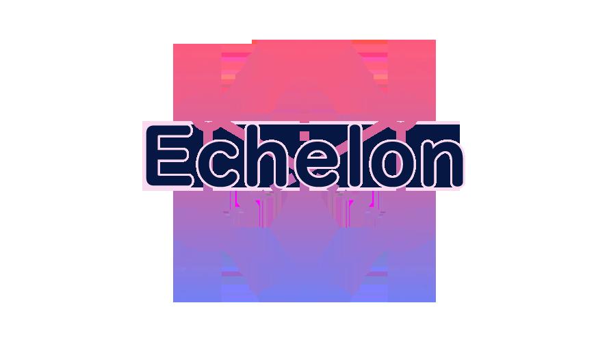 Echelonの読み方