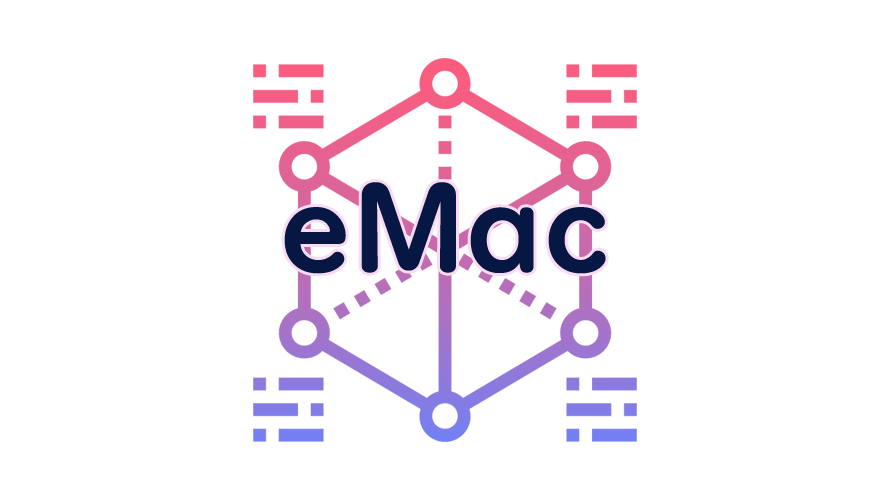 eMacの読み方