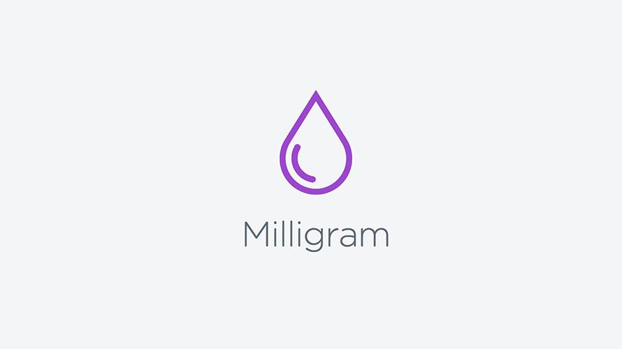 Milligramの読み方