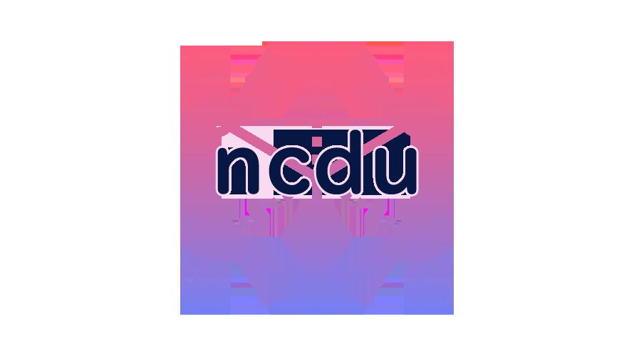 ncduの読み方