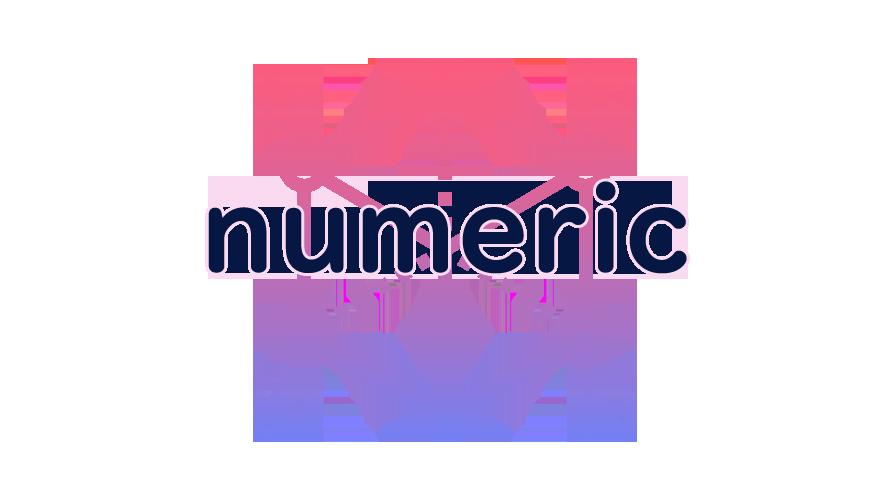 numericの読み方