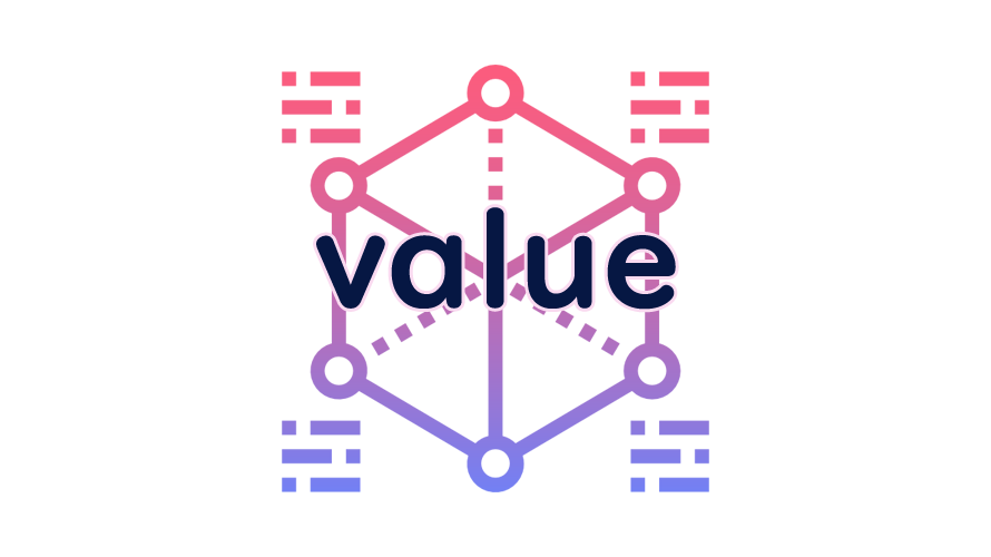 valueの読み方