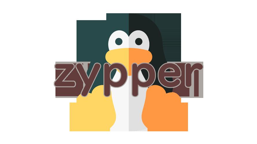 Zypperの読み方