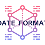 DATE_FORMATの読み方
