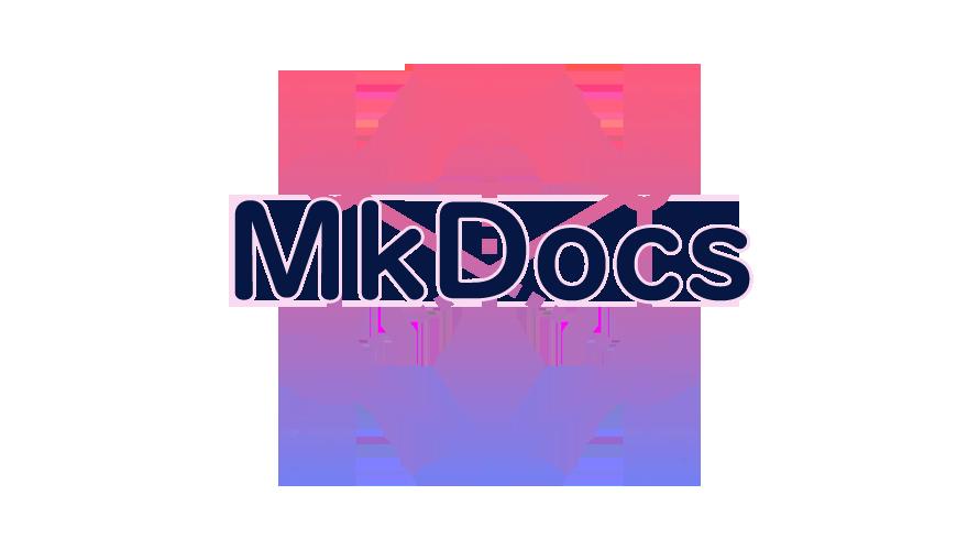 MkDocsの読み方