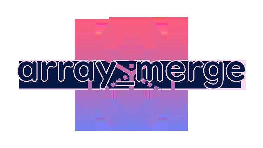 array_mergeの読み方