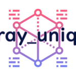 array_uniqueの読み方