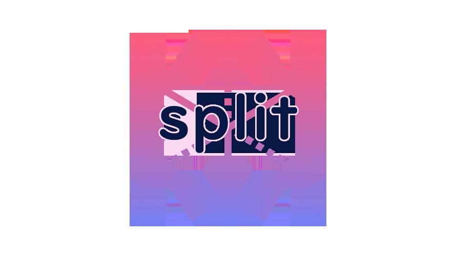 splitの読み方