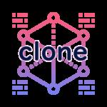 cloneの読み方