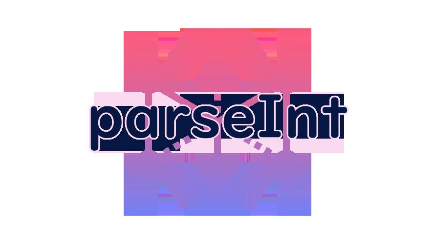 parseIntの読み方