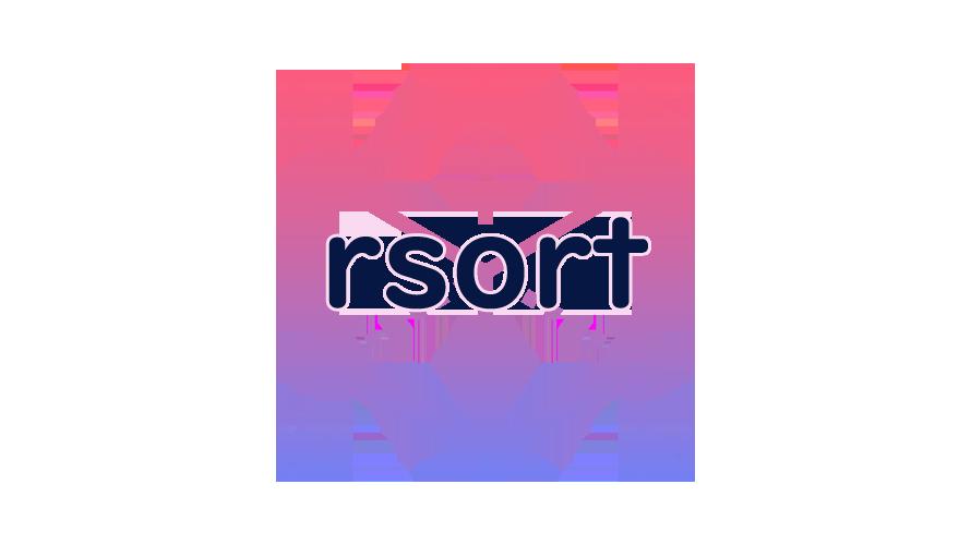 rsortの読み方