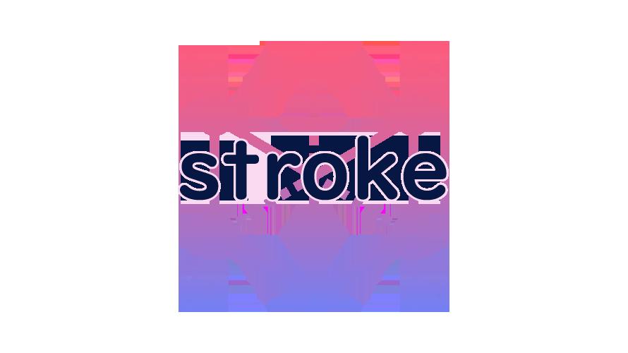 strokeの読み方