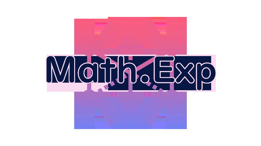 Math.Expの読み方