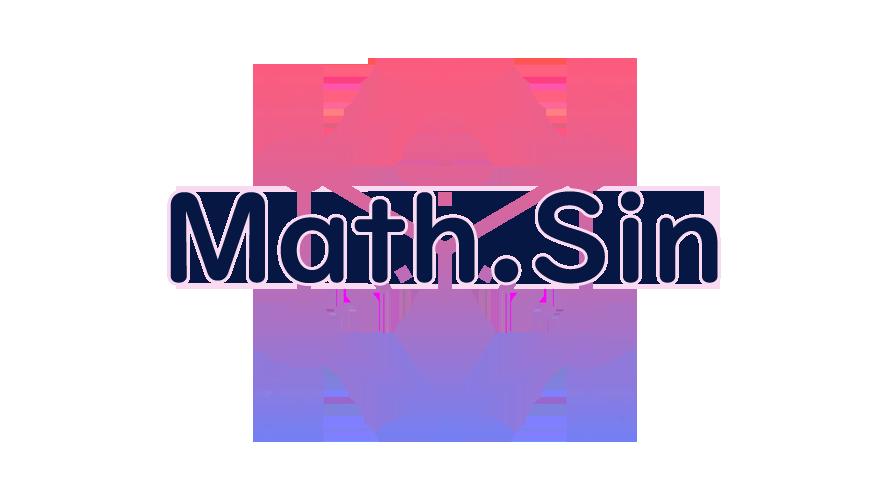 Math.Sinの読み方