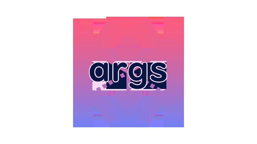 argsの読み方