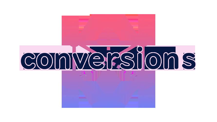 conversionsの読み方