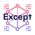 Exceptの読み方