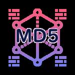 MD5の読み方