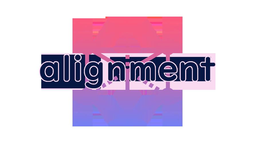 alignmentの読み方