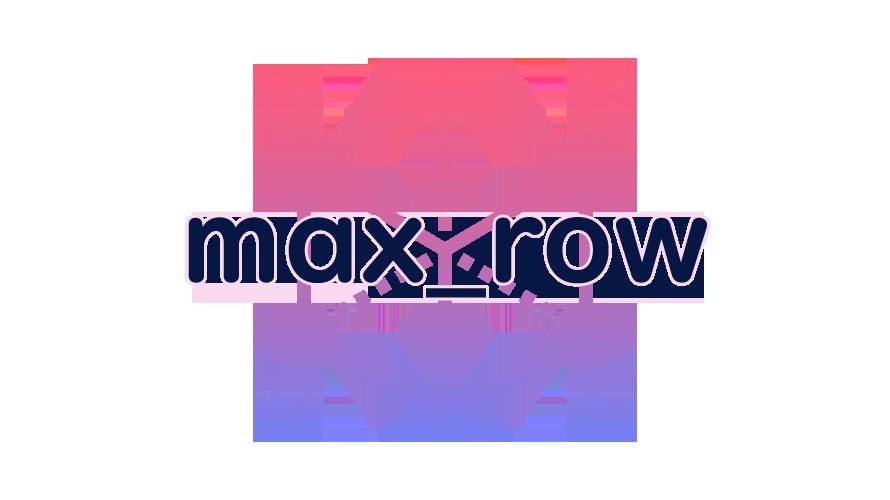 max_rowの読み方