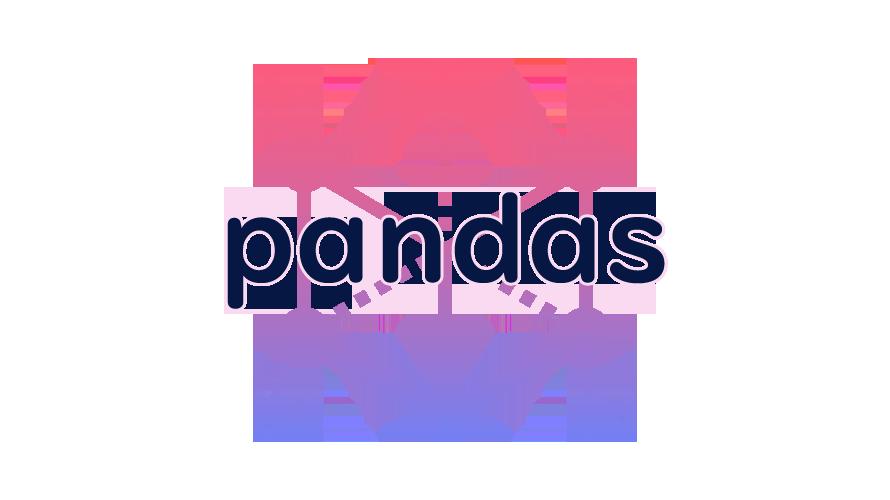 pandasの読み方
