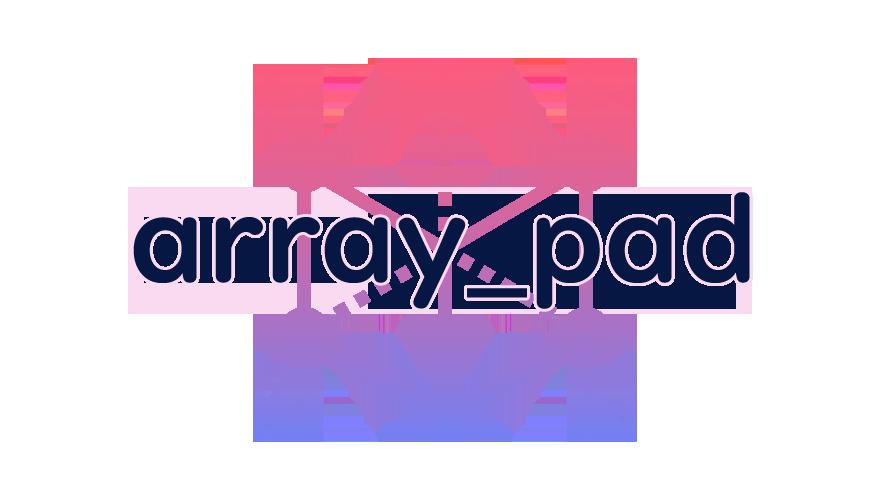 array_padの読み方