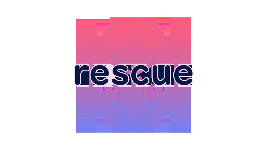 rescueの読み方