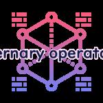 ternary operatorの読み方