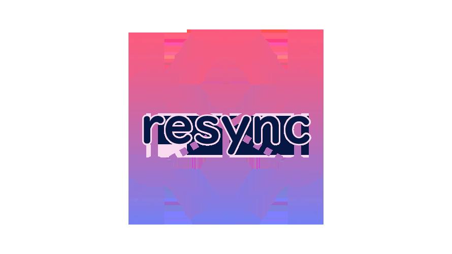 resyncの読み方