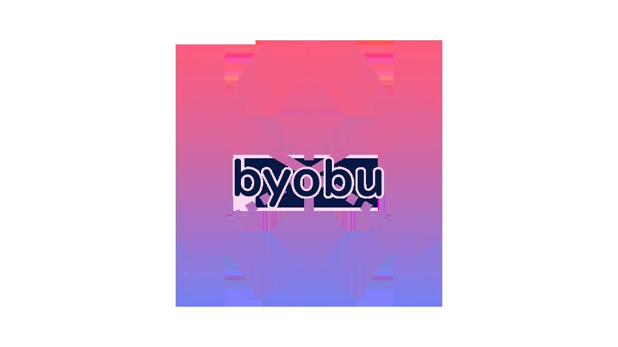 byobuの読み方