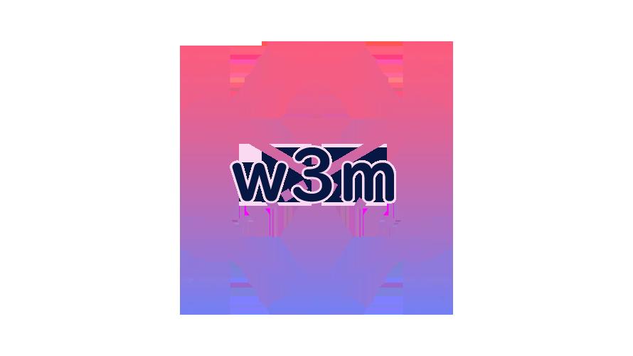 w3mの読み方