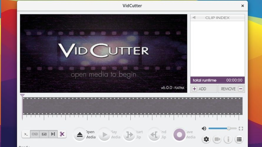 VidCutterの読み方
