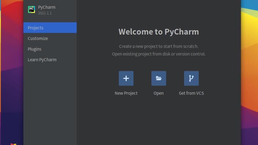 PyCharmの読み方