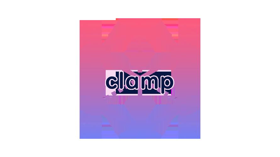 clampの読み方