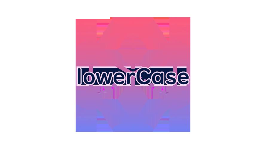 lowerCaseの読み方