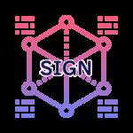 SIGNの読み方