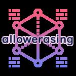 allowerasingの読み方